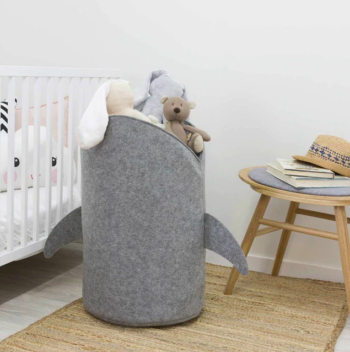 Shark Toy Storage Bag