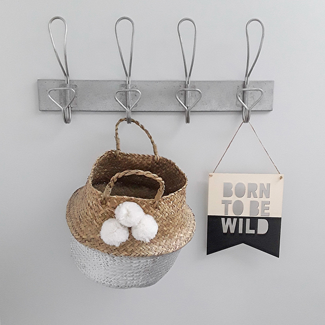 Born to Be Wild - Decorative Wooden Sign