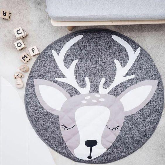 Deer Play Mat
